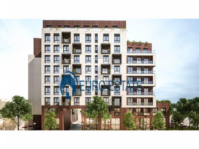 Tirane, shes apartament 2+1+A+BLK 105 m (Rruga e Kavajes)