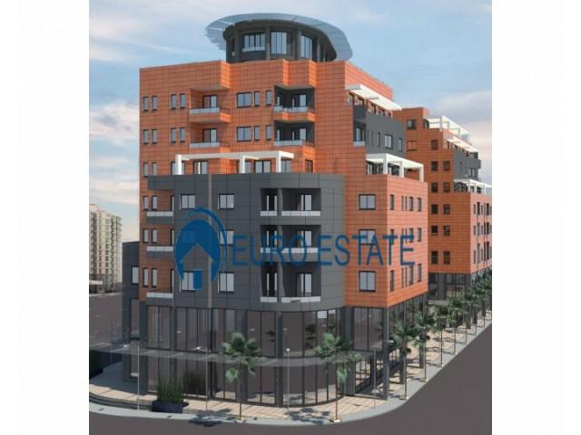 Tirane, shes apartament 2+1+A+BLK Kati 6, 110 m 196.000 Euro (Qender)