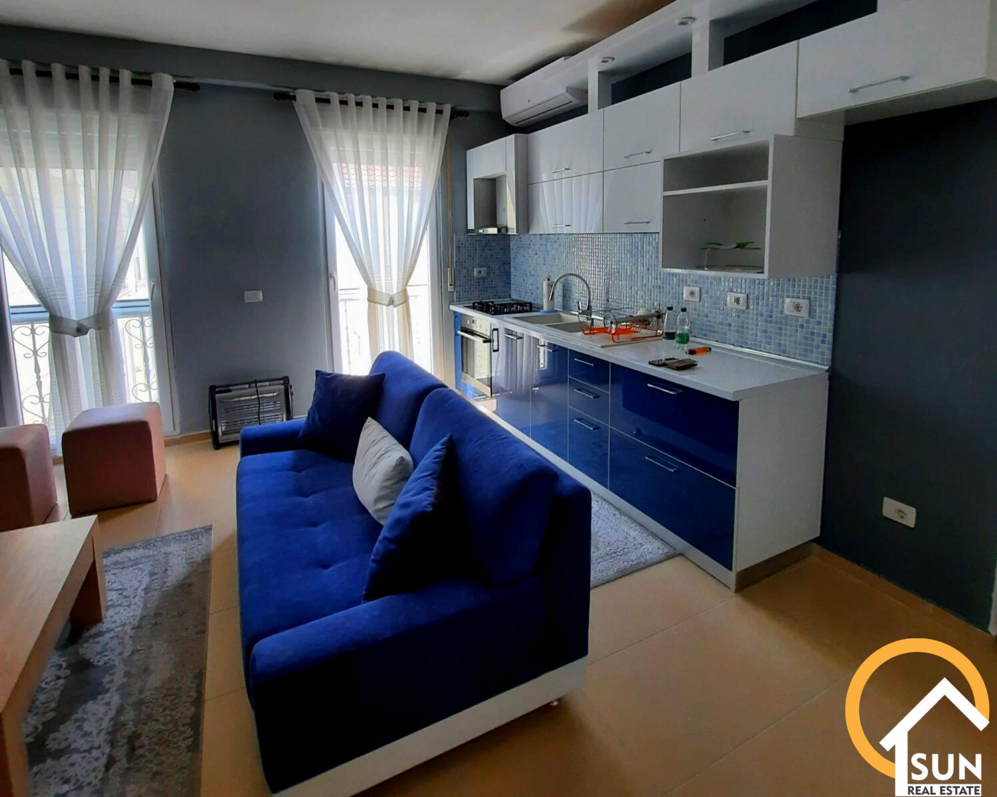 Apartament 1+1 pr shitje n shkoder