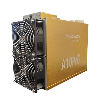 INNOSILICON A10 PRO 6gb 720 mh/s ETH MINER $3500USD