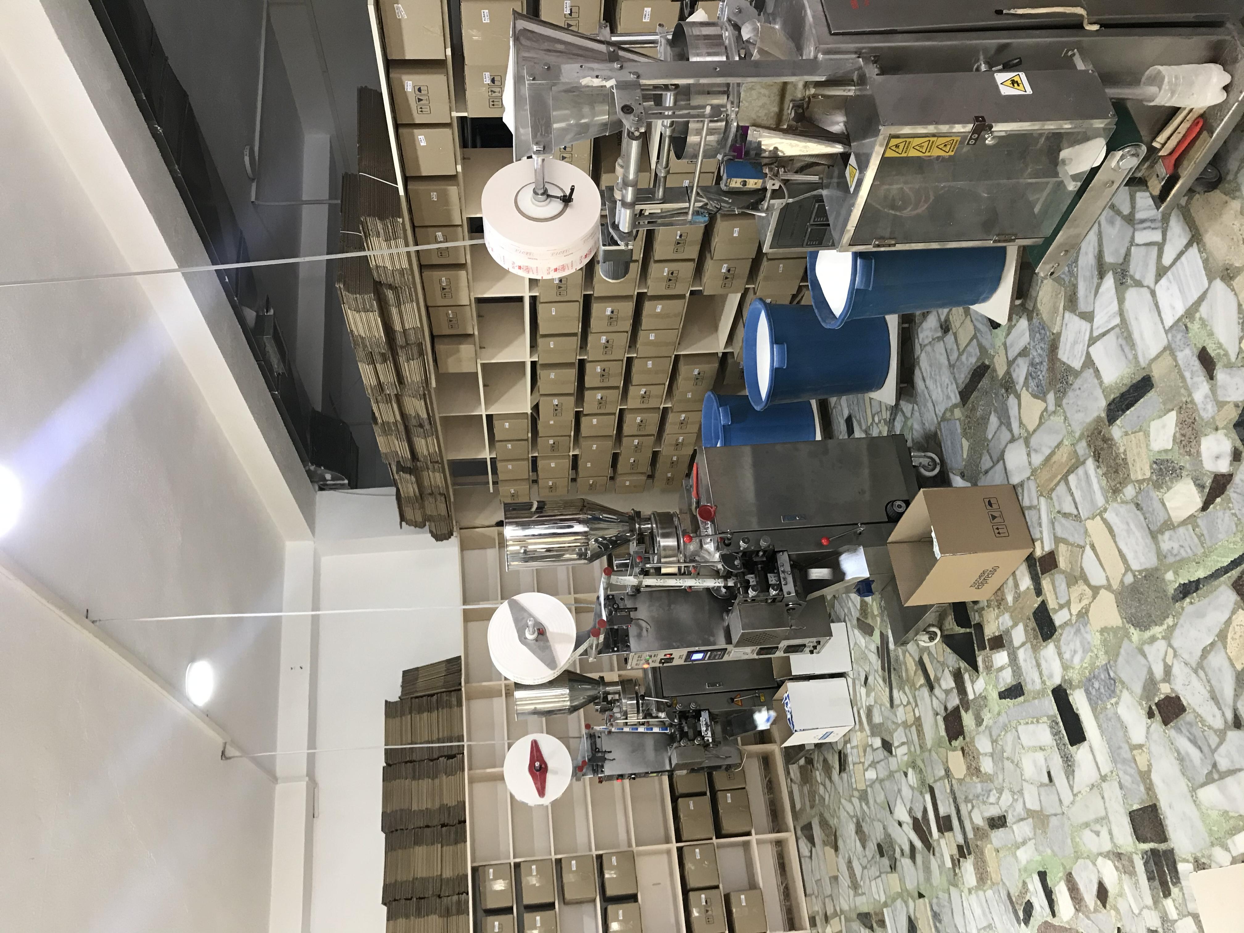 Biznes. Fabrik perpunimi letres dhe paketim sheqeri per lokal