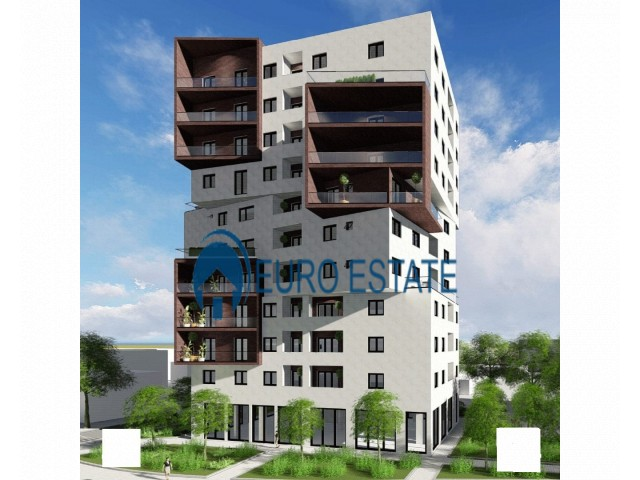 Tirane, shes apartament 2+1+A+BLK Kati 2, 116 m 100.500 Euro (Kinostudio)