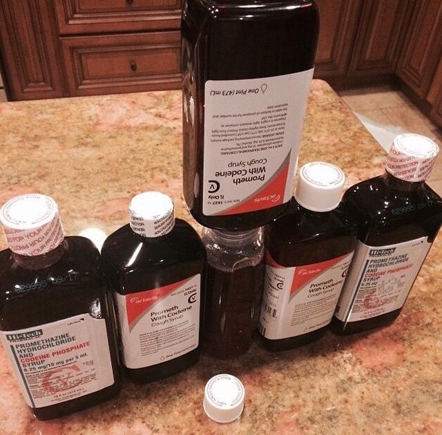 Blini Actavis Promethazine me shurup koll vjollce Codeine