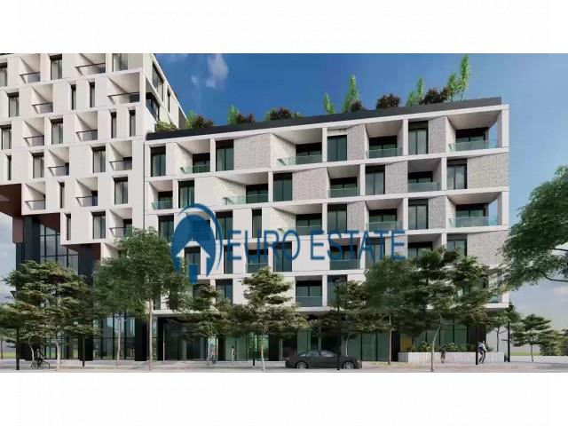 Tirane, shes apartament 2+1+A+BLK Kati 3, 125 m (Zogu I Zi)