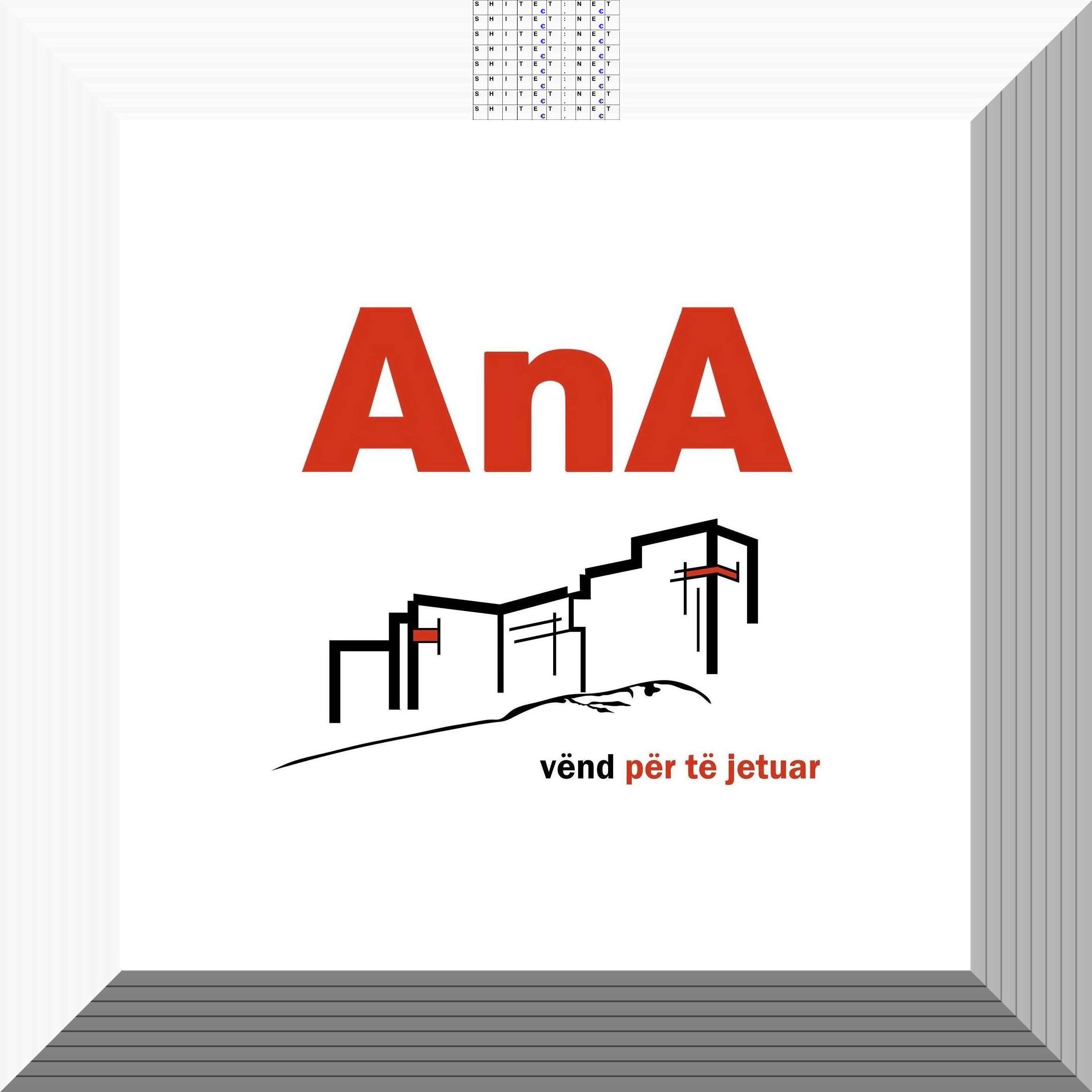 SHITET Njesi tregtare Rezidenca AnA