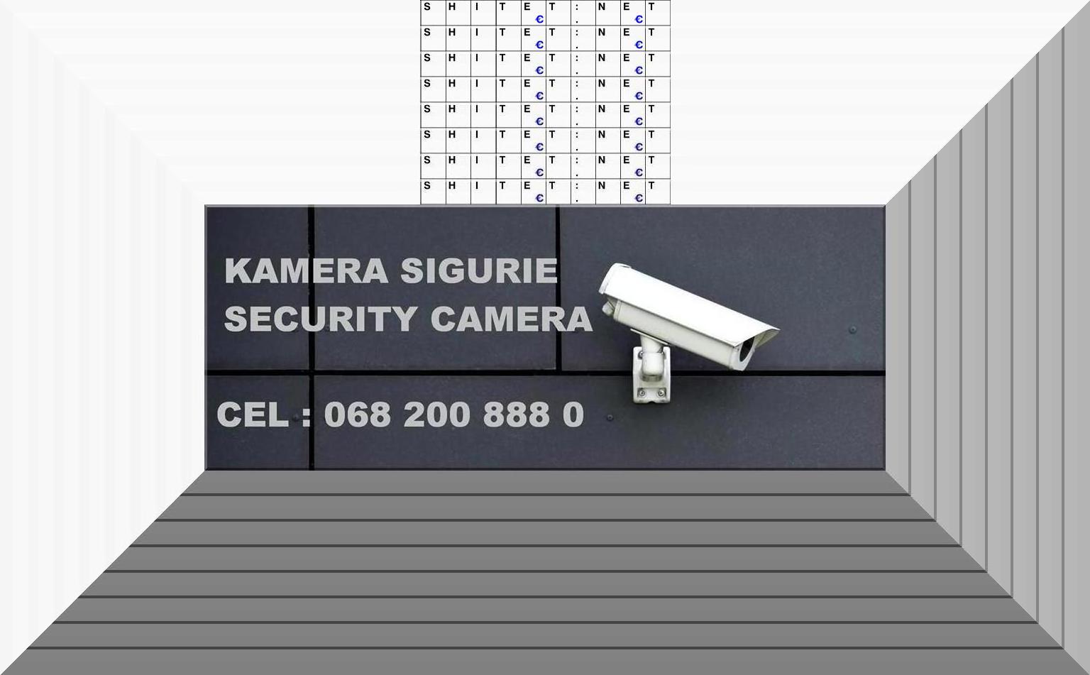 kamera sigurie