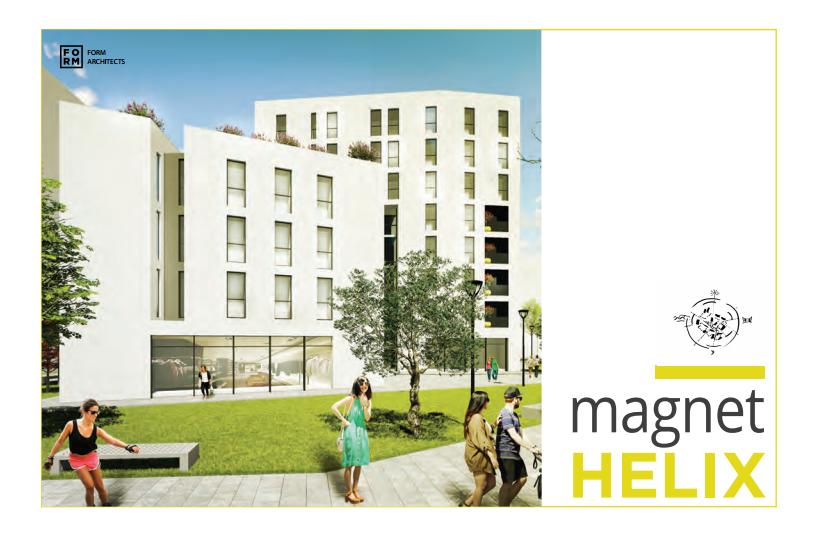 Kontakt Shpk- DEPO : Rezidenca Libeskind-Magnet