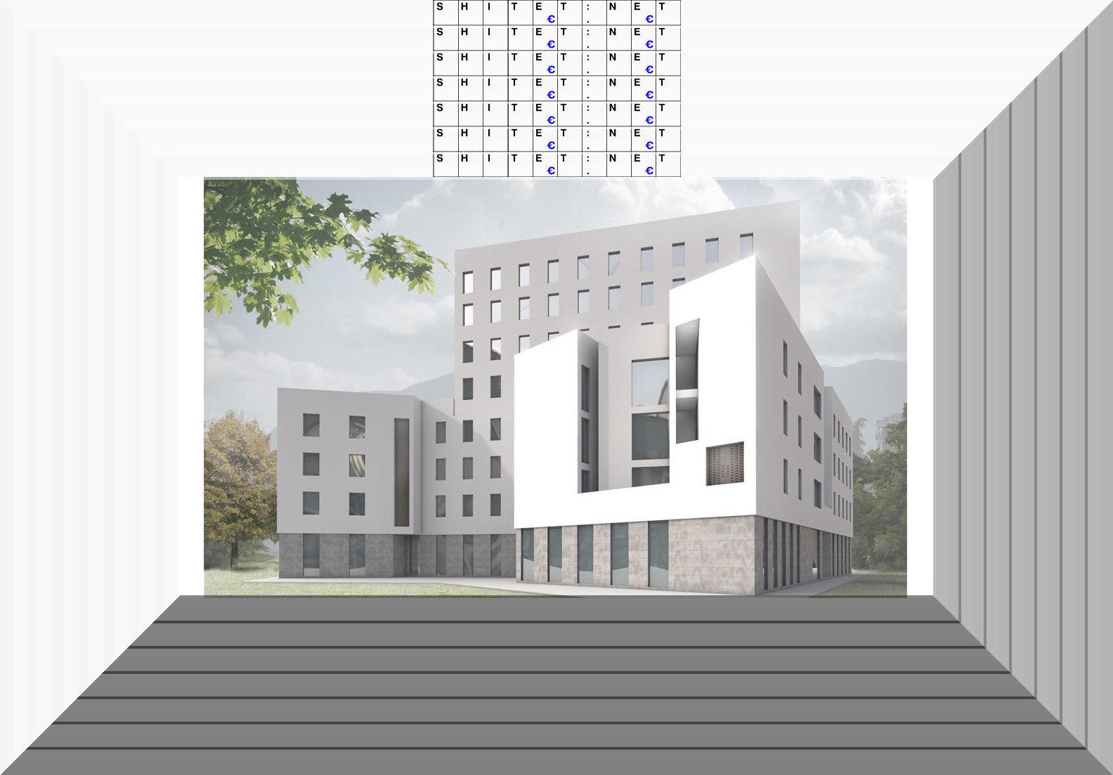 Shitet Ambient Biznesi -Kontakt shpk 142 m2