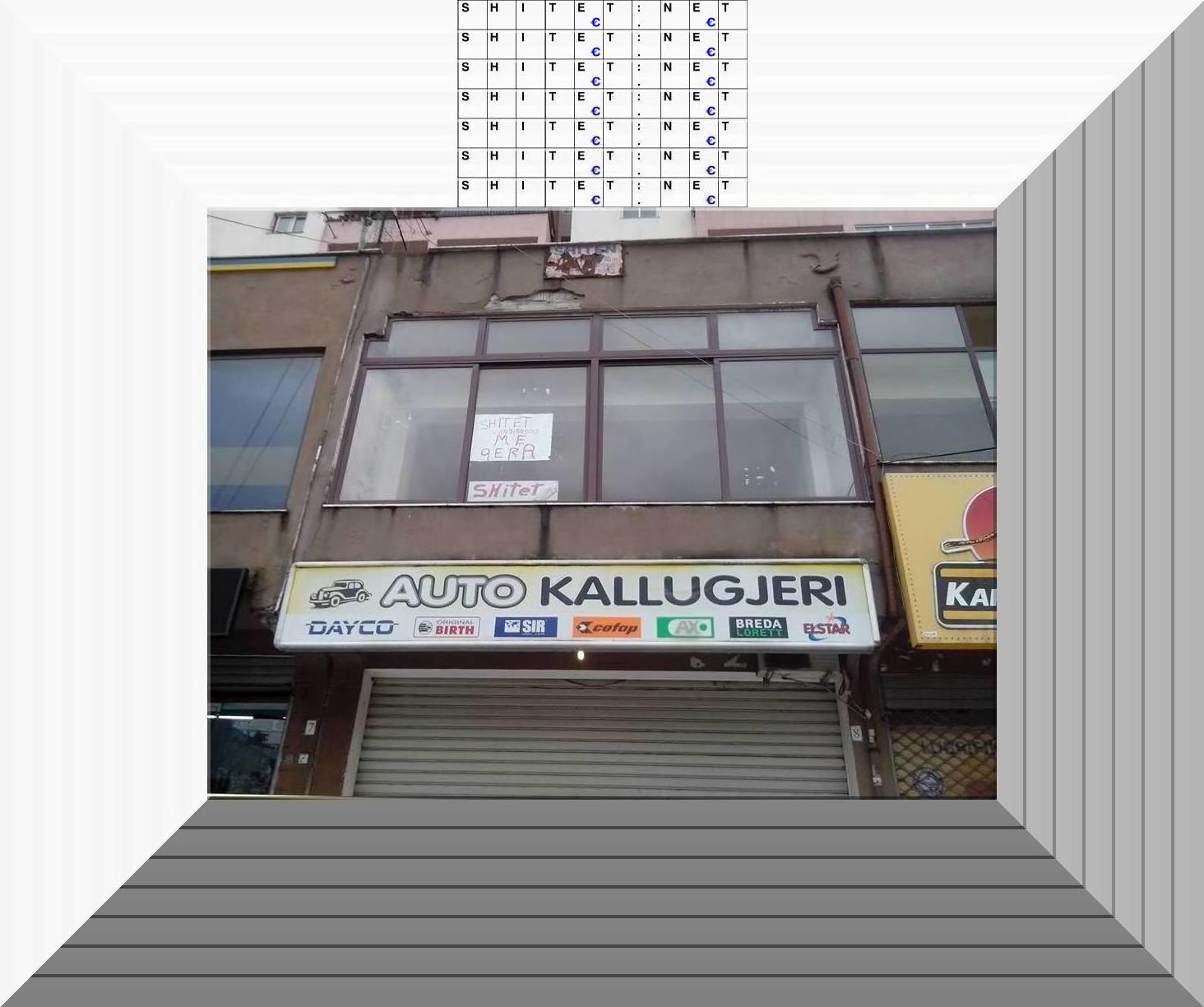 dyqan 140 meter katror