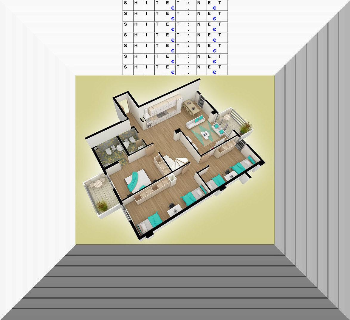 Shitet Apartament 3+1, Kati 6, Rezidenca AnA.