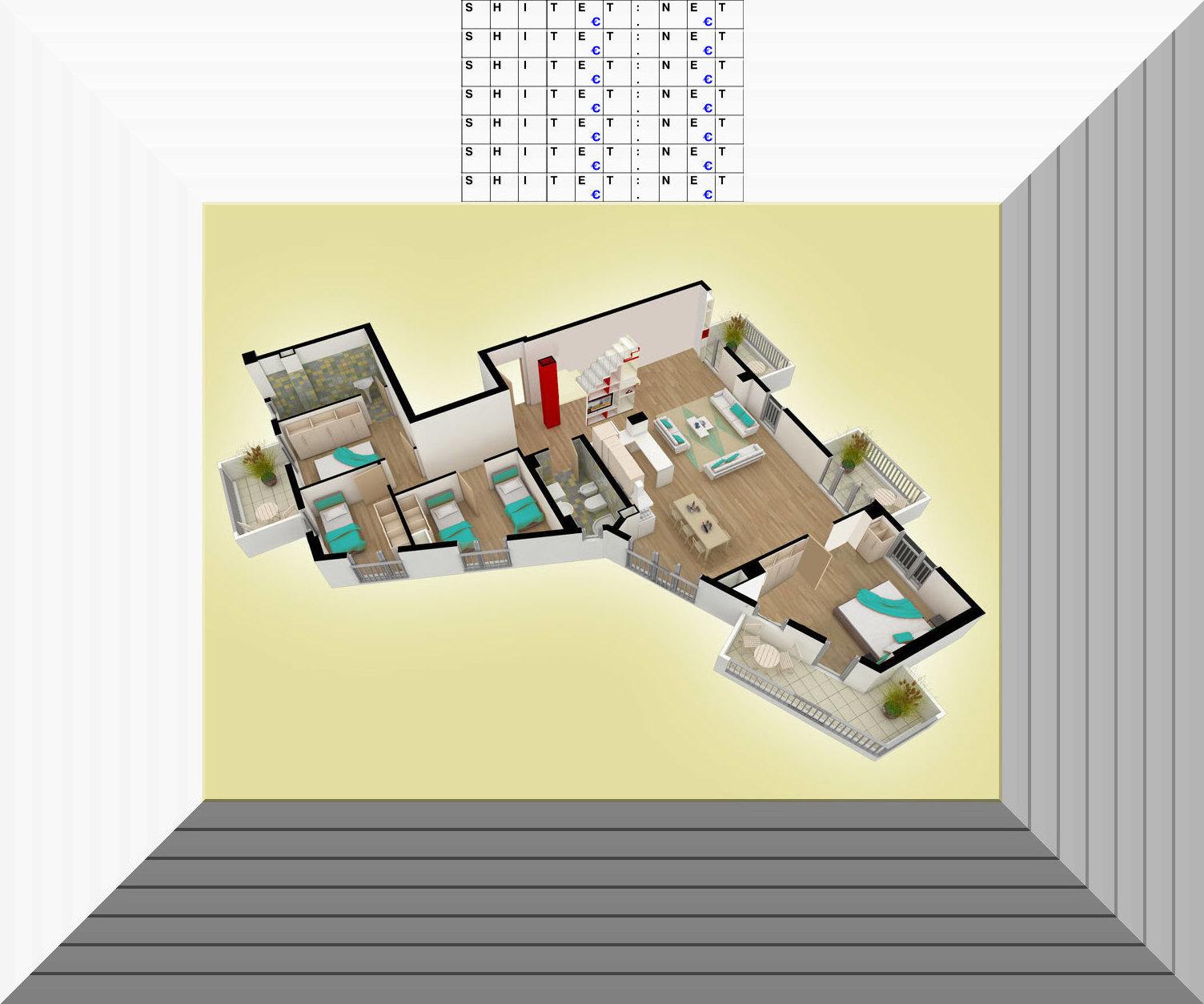 Shitet Apartament 4+1, Rezidenca AnA, Kati 6