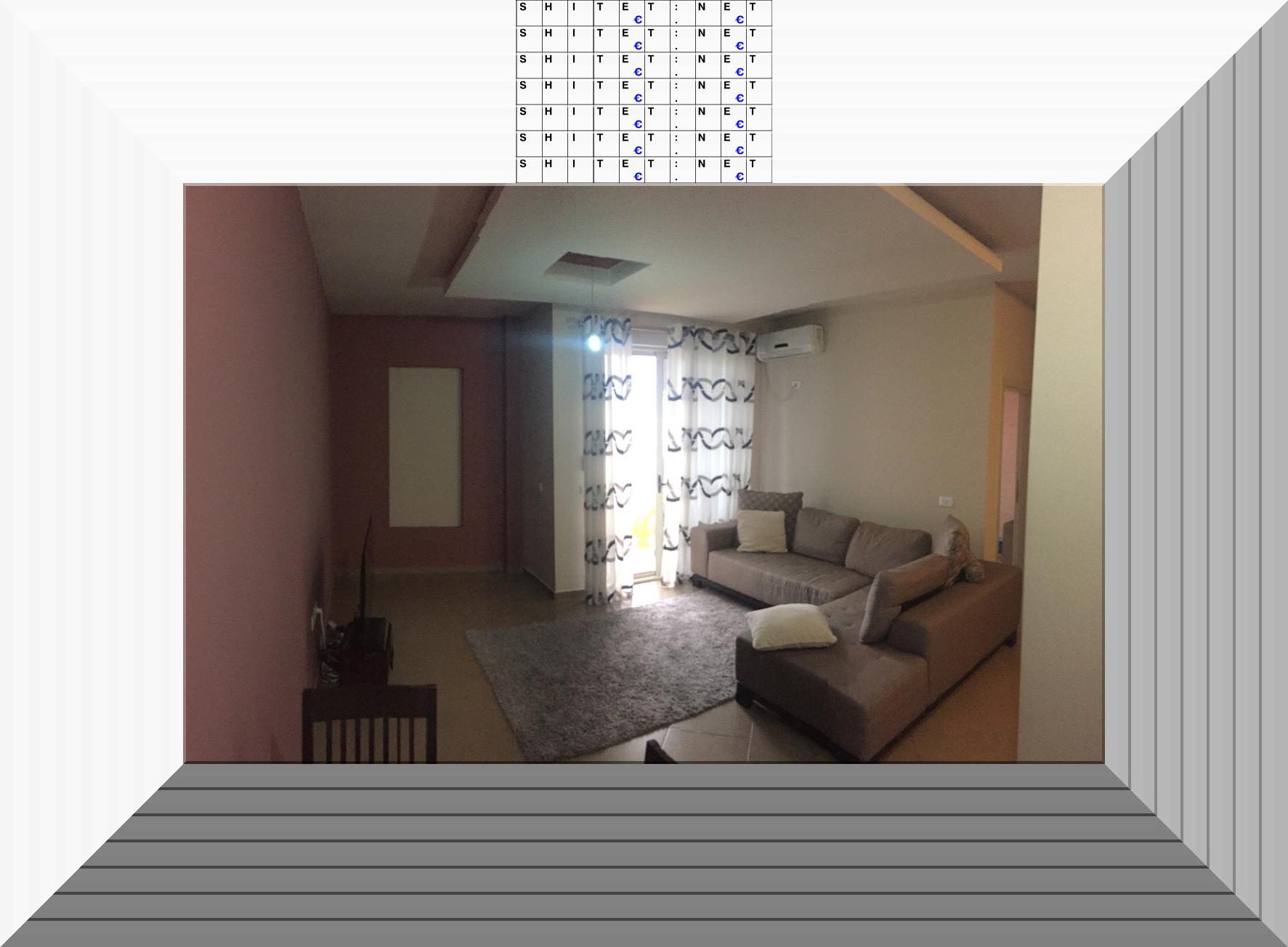 Tirane, shitet Apartament i mobiluar, siperfaqe 92.3m2 mimi - 48,000EUR Total