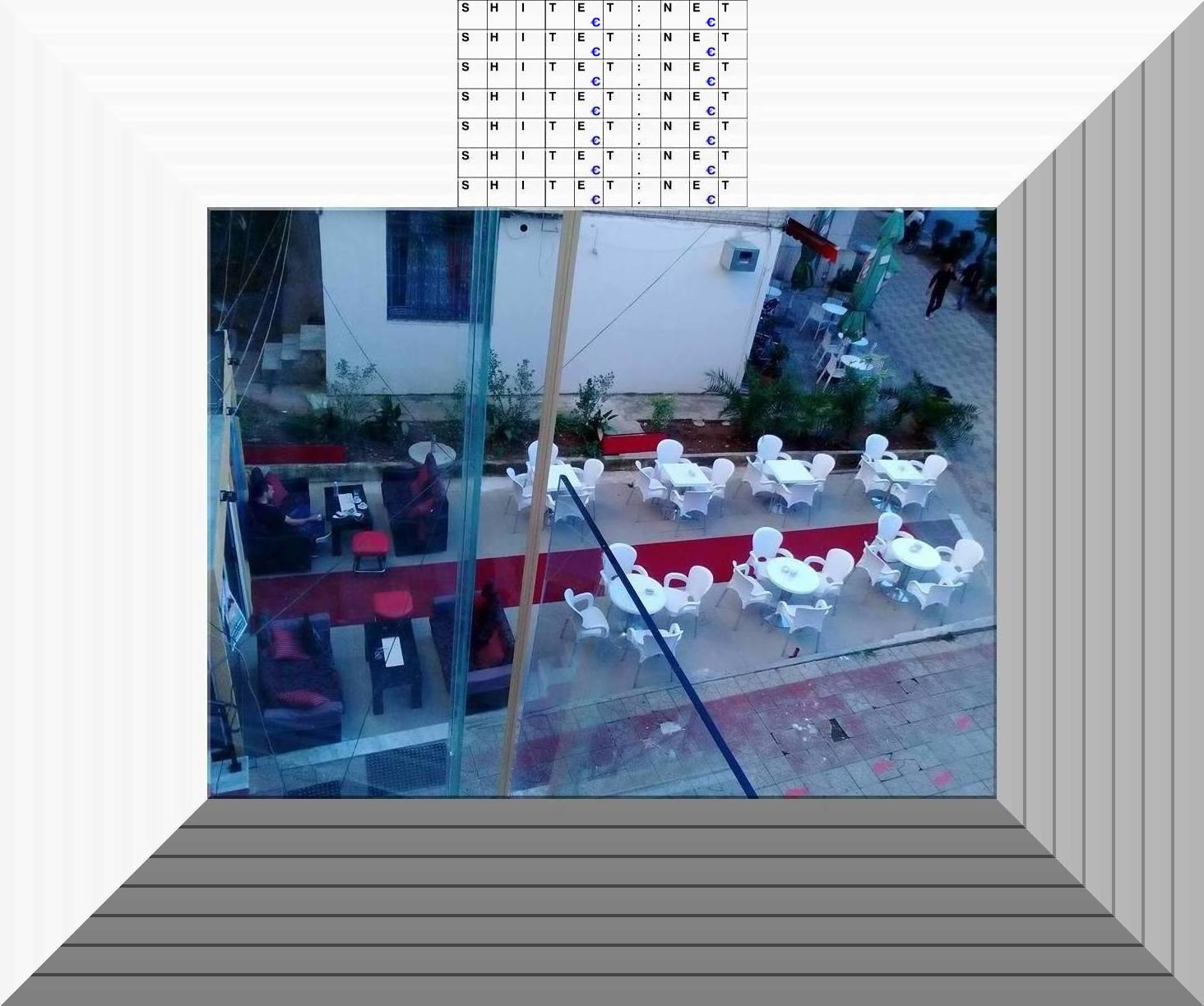 7 Komplete tavolinash me 4 karrige