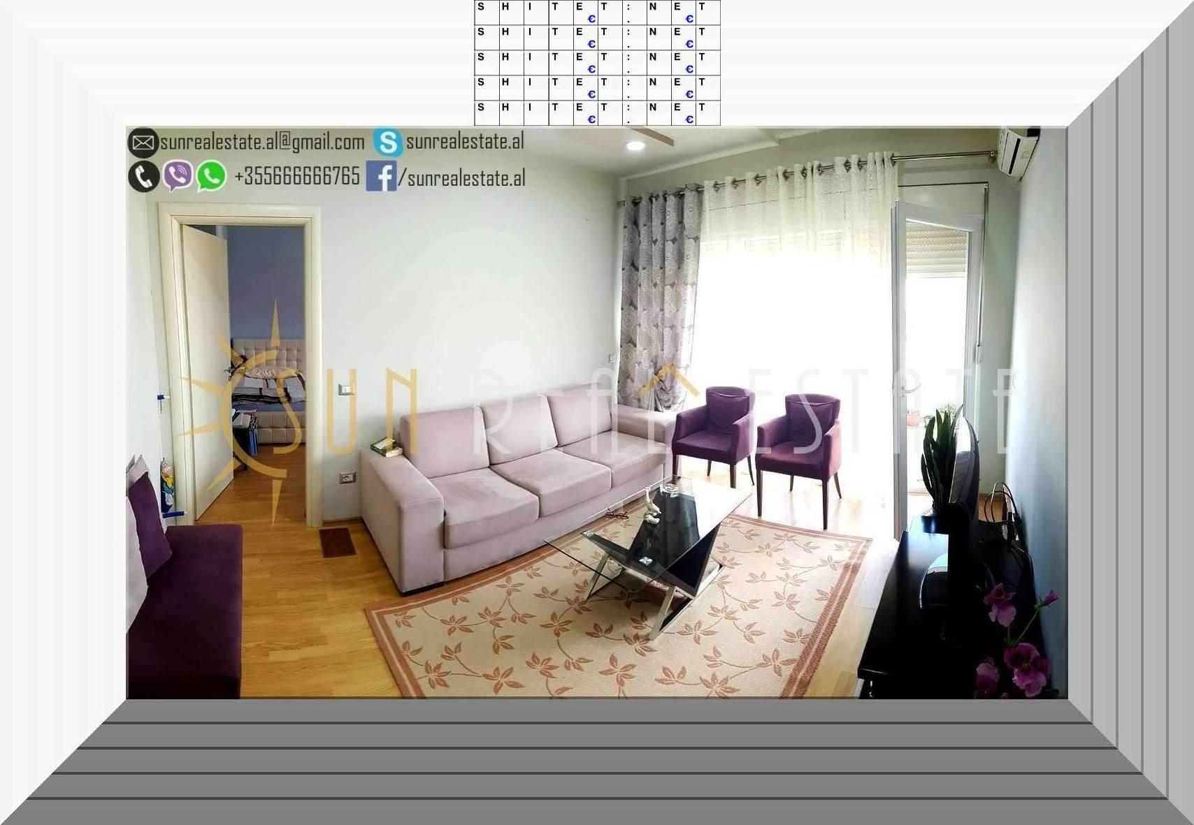 Apartament 2+1 ne shitje ne Parruce