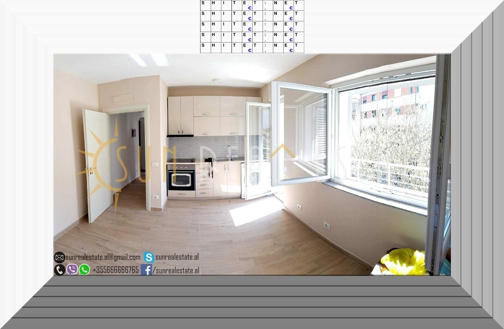 Apartament 1+1 me qera te Ura Dervishbeg