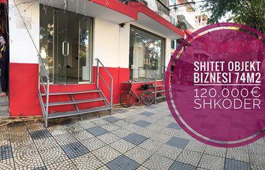 Shitet Dyqan i ndodhur ne nje pozicion Strategjik ne Shkoder