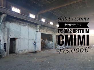 Shitet kapanon + toke i ndodhur ne Shkoder.