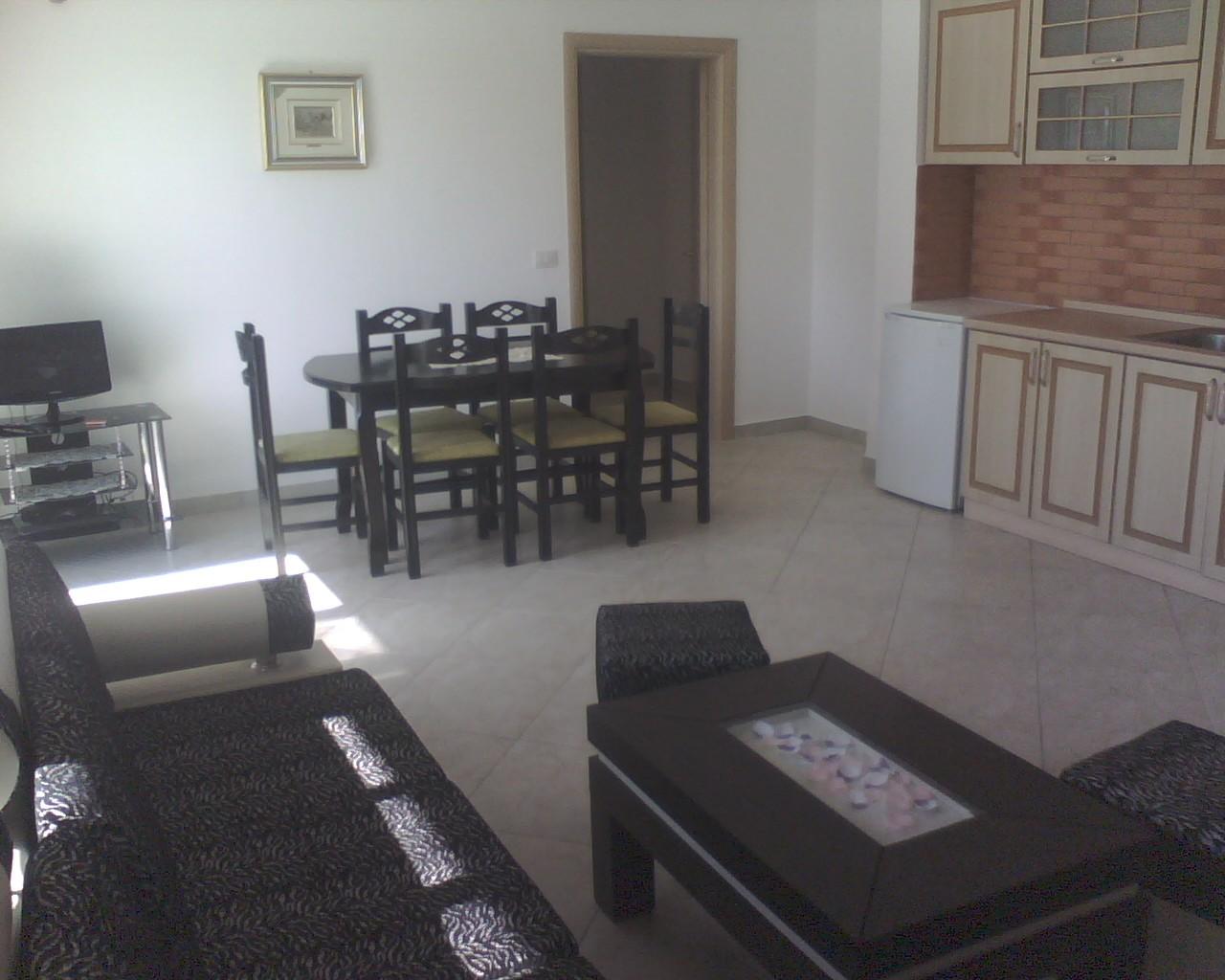 Qera vjetore apartament 2+1 në Durres Plazh . (Plazhi hekurudha)