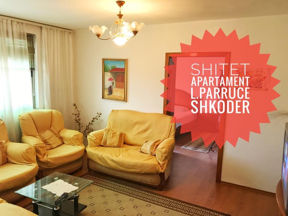 Shitet apartament sip 92m2 kati 4