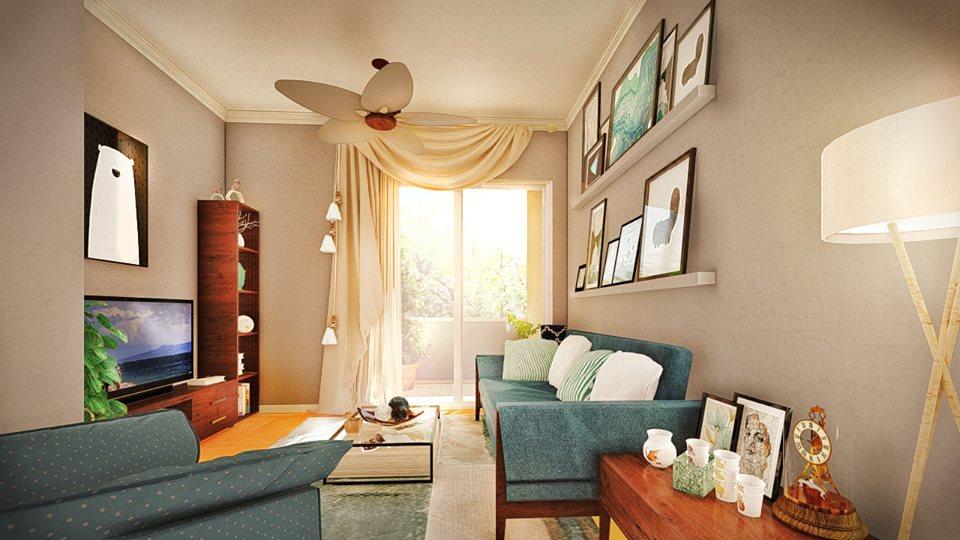 OKAZION shitet apartament 1+1