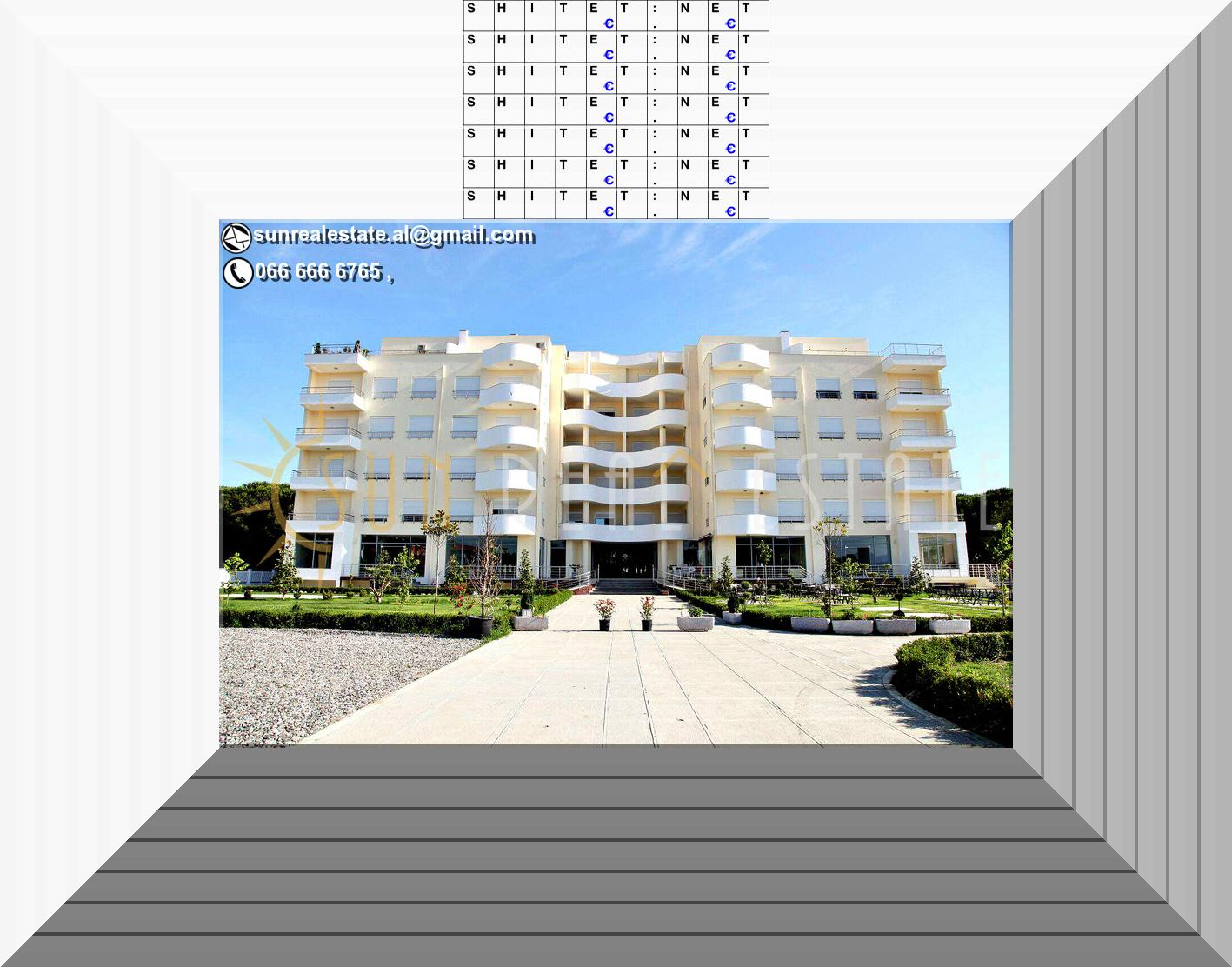 Apartamente pushimi 1+1 dhe 2+1 n� Velipoj�