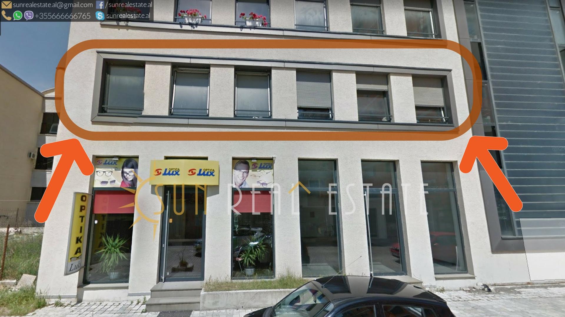 Ambient biznesi me qira në qendër të Shkodrës