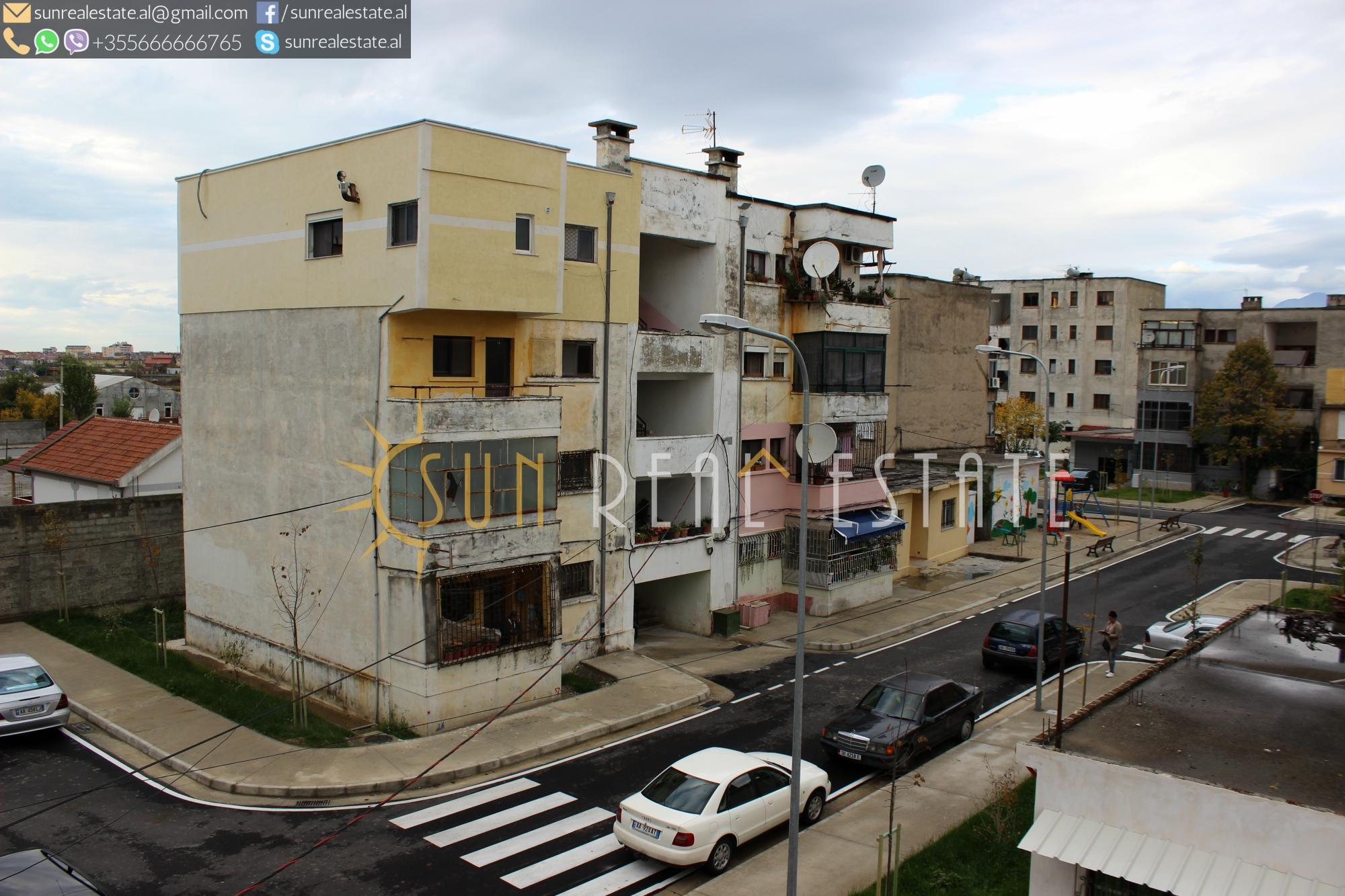 Apartament 3+1 në shitje te Fusha e Druve