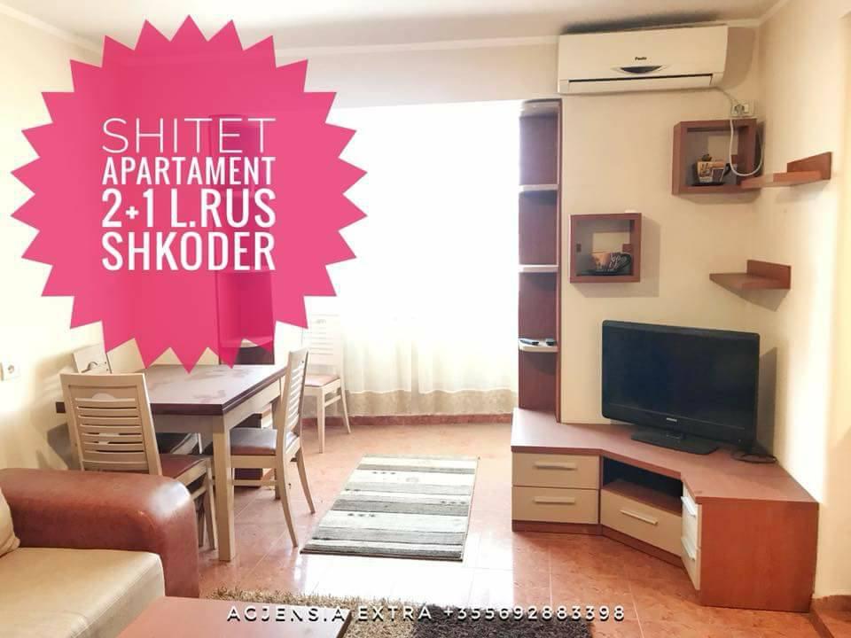Shitet super apartament 2+1 kati 4.