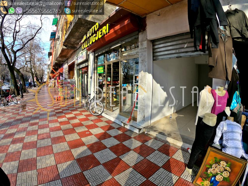 Dyqan me qira në Rus