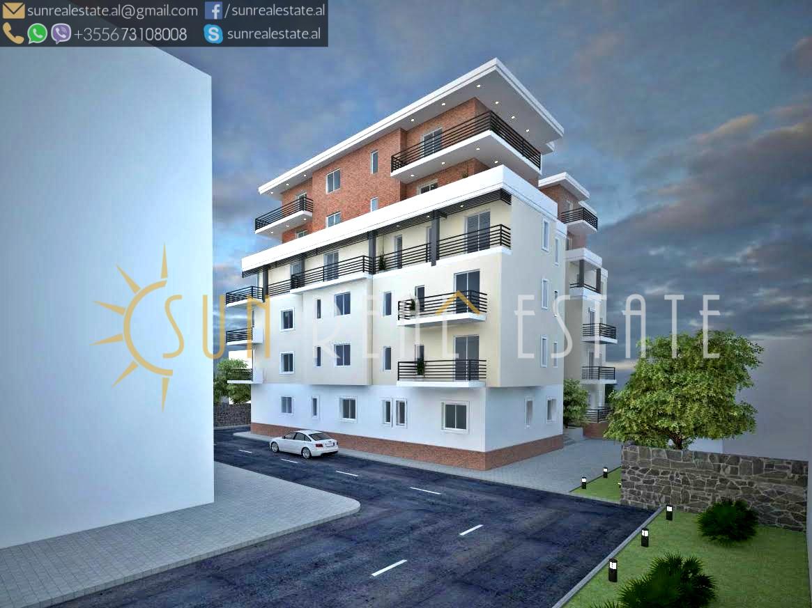 Apartament 1+1 në shitje në qendër të Shkodrës