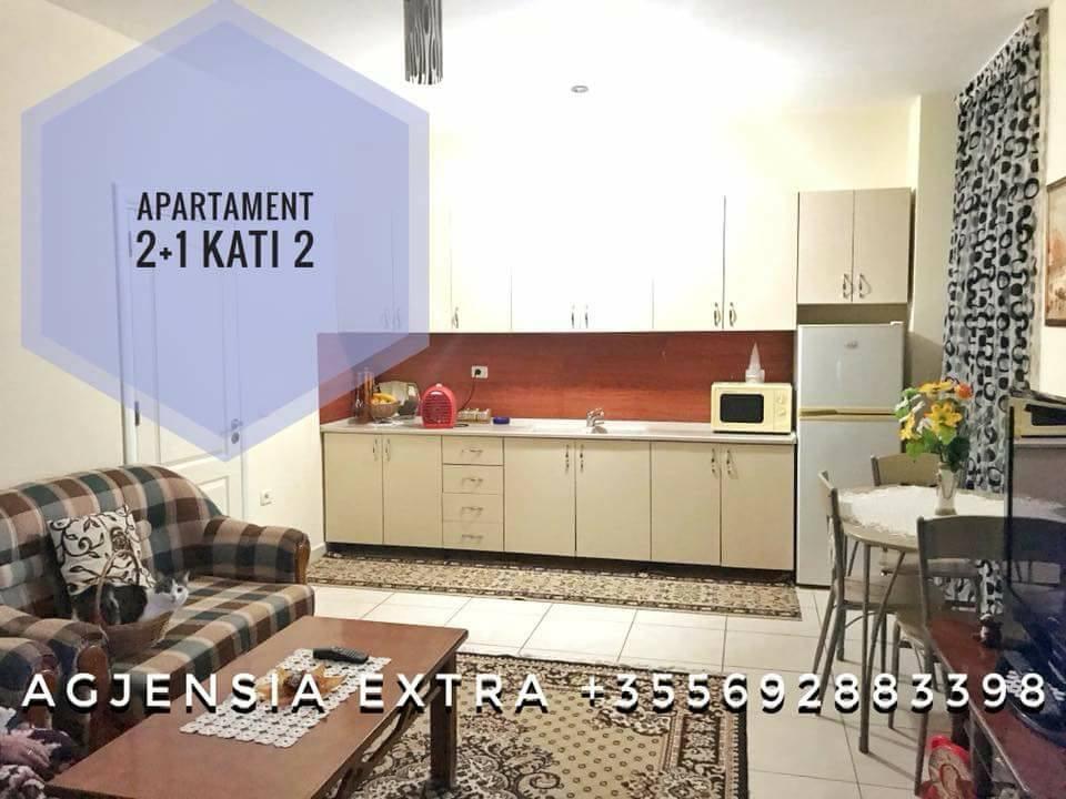 Shitet apartament sip 115m2 i ndodhur ne Sarreq.