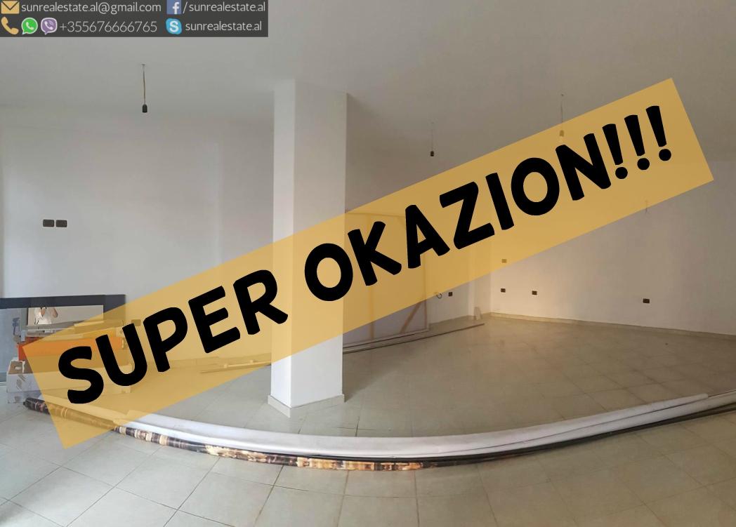 Super okazion! Dyqan per shitje vetem 499 a,!/mA2 ne Xhabije
