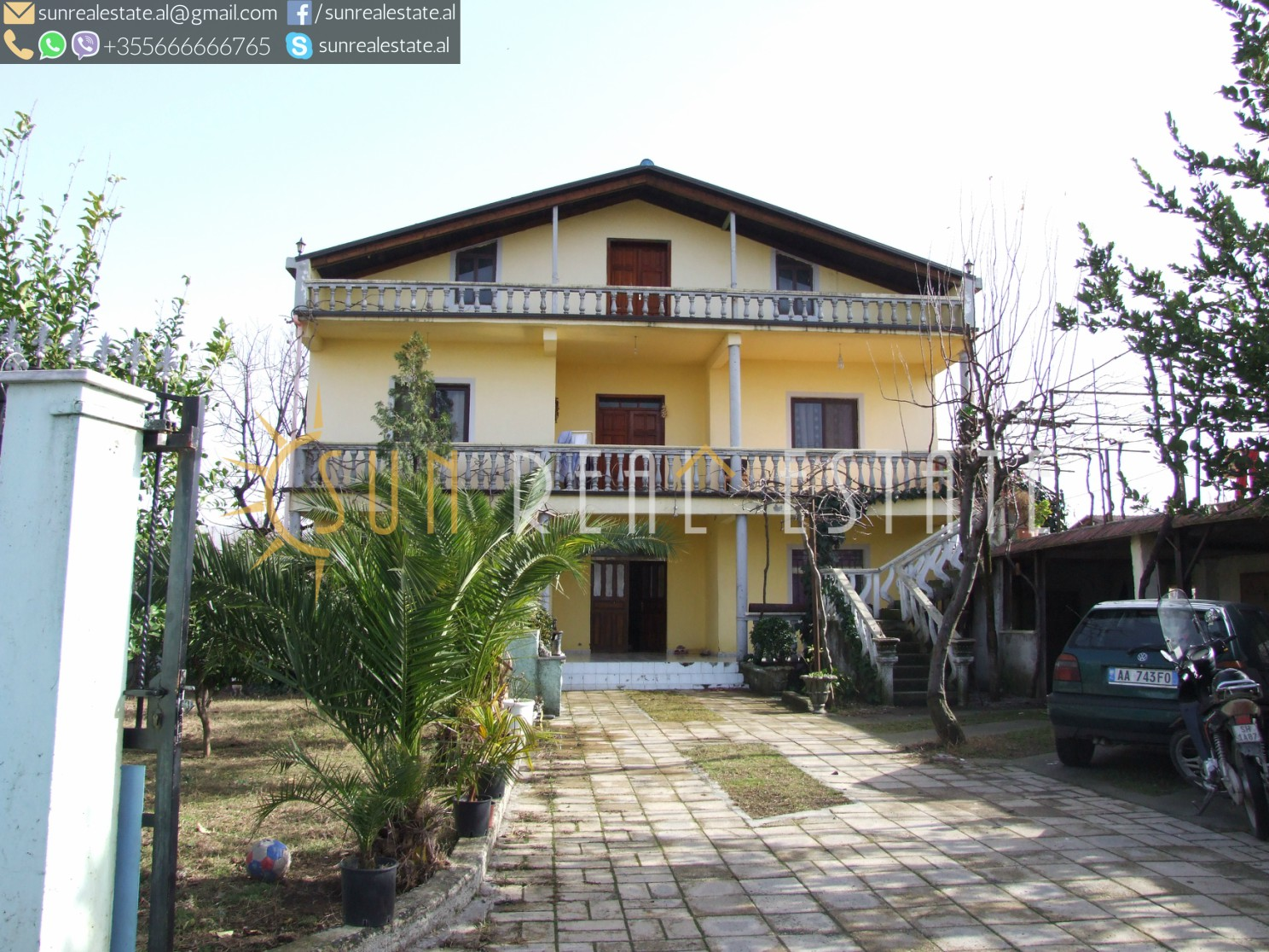 Shtëpi private në shitje te Mark Lula