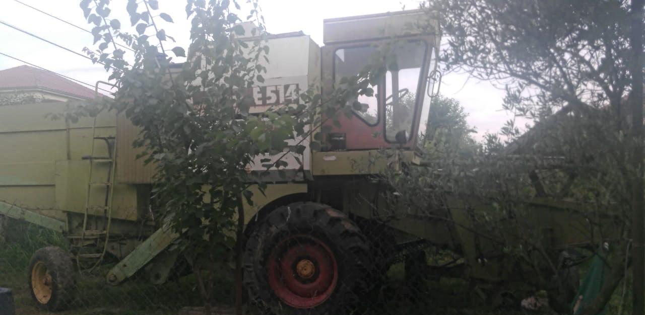 Autokombajne E514