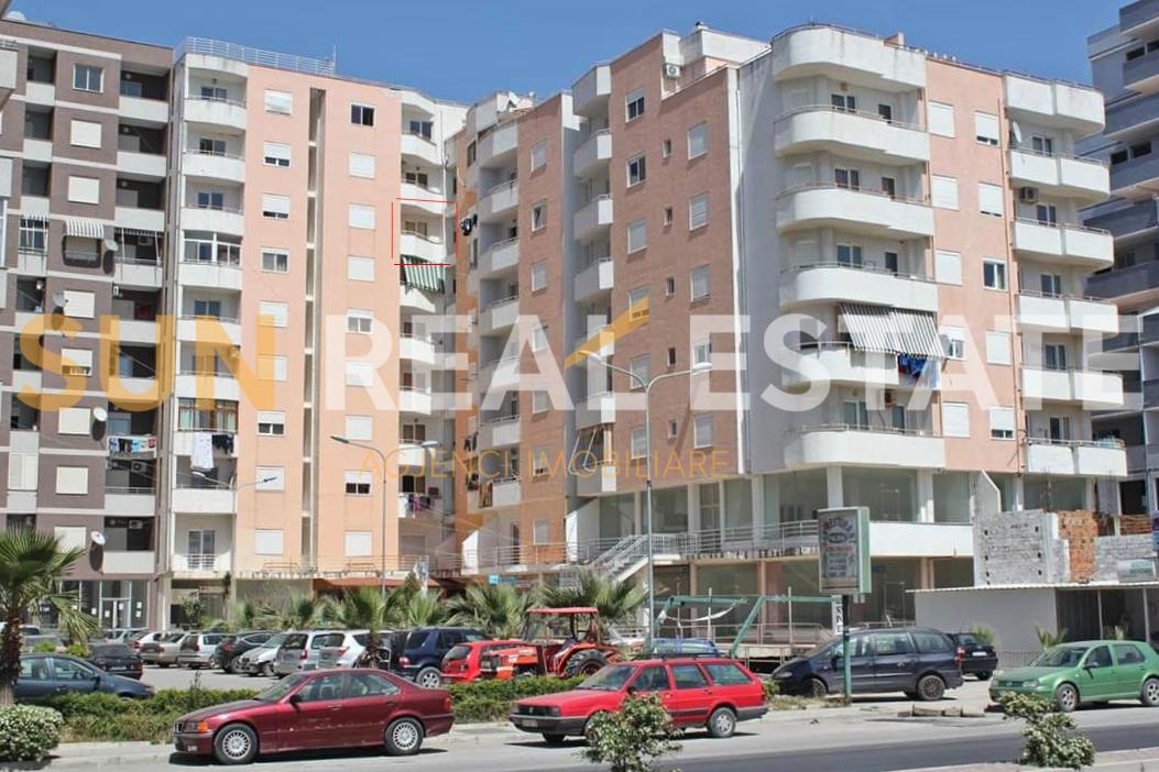 Apartament 1+1 pr shitje n Durrs